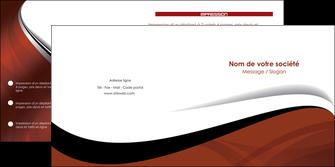 exemple depliant 2 volets  4 pages  texture contexture structure MLGI25630