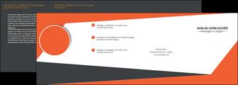 creation graphique en ligne depliant 4 volets  8 pages  texture contexture structure MLIG25742