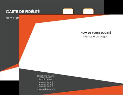 maquette en ligne a personnaliser carte de visite texture contexture structure MIF25764