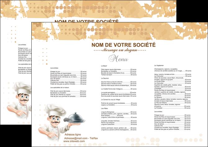 Set De Table Mod Le Et Exemple Restaurant Restauration Restaurateur