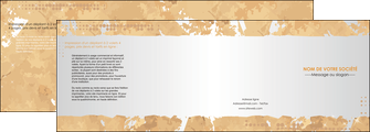 maquette en ligne a personnaliser depliant 4 volets  8 pages  texture structure contexture MLGI25918