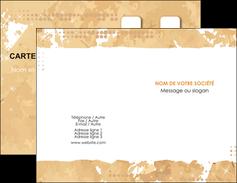 imprimerie carte de visite texture structure contexture MIF25940