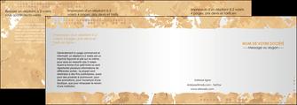 personnaliser maquette depliant 4 volets  8 pages  texture structure contexture MIF25950