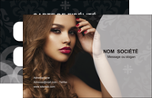 creer modele en ligne carte de visite centre esthetique  coiffure salon salon de coiffure MLGI25952