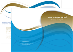 personnaliser modele de depliant 2 volets  4 pages  texture contexture structure MIF25960