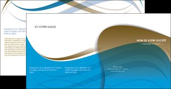 modele depliant 4 volets  8 pages  texture contexture structure MLGI25986