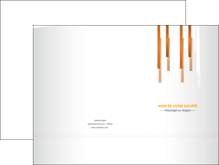 imprimerie pochette a rabat texture contexture structure MIF26110