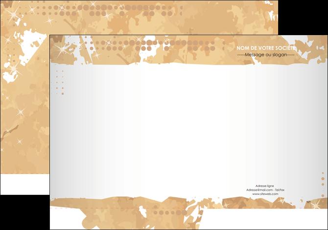 personnaliser maquette pochette a rabat texture structure contexture MLGI26228