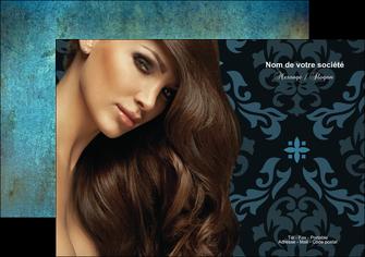 imprimerie flyers centre esthetique  coiffure salon de coiffure beaute MLGI26292