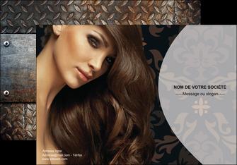modele en ligne affiche centre esthetique  coiffure coiffeur coiffeuse MLGI26316