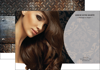 cree pochette a rabat centre esthetique  coiffure coiffeur coiffeuse MLGI26326