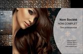 exemple carte de visite centre esthetique  coiffure coiffeur coiffeuse MLGI26330
