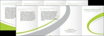modele depliant 4 volets  8 pages  texture contexture structure MLGI26572