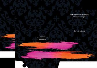 modele en ligne pochette a rabat cosmetique mode beaute salon MIF26684