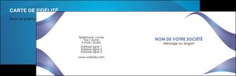 Impression cartes de visite aux coins arrondis vernis selectif  Carte commerciale de fidélité devis d'imprimeur publicitaire professionnel Carte de visite Double - Paysage