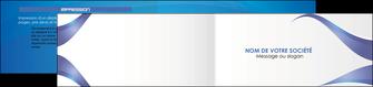 imprimer depliant 2 volets  4 pages  texture contexture structure MIF26798