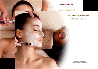 faire flyers centre esthetique  masque masque du visage soin du visage MLGI26846