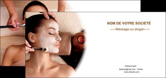 exemple flyers centre esthetique  masque masque du visage soin du visage MLGI26852