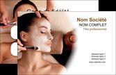 modele en ligne carte de visite centre esthetique  masque masque du visage soin du visage MLIP26862