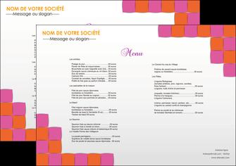 faire modele a imprimer set de table texture contexture structure MLGI26902