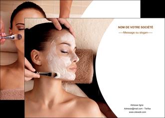 imprimer affiche centre esthetique  masque masque du visage soin du visage MLGI27022
