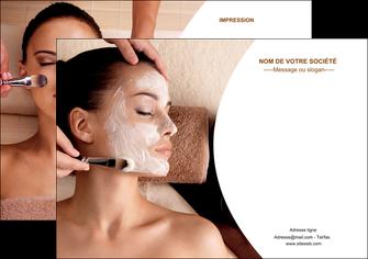 realiser flyers centre esthetique  masque masque du visage soin du visage MLGI27026
