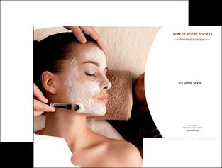 exemple pochette a rabat centre esthetique  masque masque du visage soin du visage MLGI27032