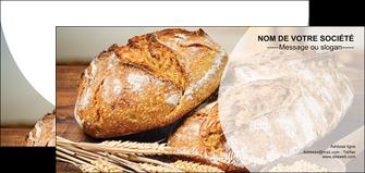 modele flyers sandwicherie et fast food boulangerie boulanger boulange MIF27214