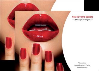 modele en ligne affiche centre esthetique  ongles vernis vernis a ongles MLGI27362
