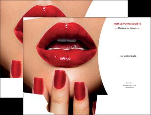 faire modele a imprimer pochette a rabat centre esthetique  ongles vernis vernis a ongles MLGI27374