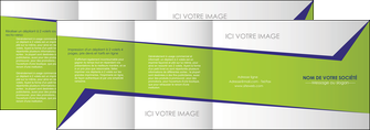 personnaliser maquette depliant 4 volets  8 pages  texture contexture structure MIF27382