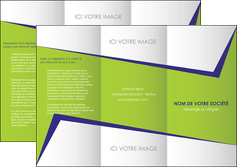 impression depliant 3 volets  6 pages  texture contexture structure MLGI27394