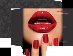 modele en ligne pochette a rabat cosmetique ongles vernis vernis a ongles MLGI27434