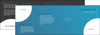 impression depliant 4 volets  8 pages  texture contexture structure MLIG27592