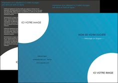 imprimer depliant 2 volets  4 pages  texture contexture structure MIF27598