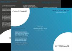 Commander depliant photo  modèle graphique pour devis d'imprimeur Dépliant 6 pages Pli roulé DL - Portrait (10x21cm lorsque fermé)
