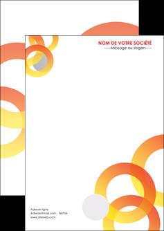 modele flyers texture contexture structure MIF27658