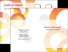 faire modele a imprimer carte de visite texture contexture structure MIF27664