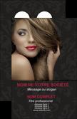modele en ligne carte de visite centre esthetique  coiffure salon de coiffure salon de beaute MLGI27736
