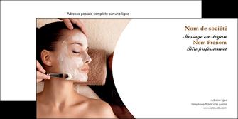 imprimer enveloppe centre esthetique  masque masque du visage soin du visage MLGI27862