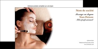 imprimerie enveloppe centre esthetique  masque masque du visage soin du visage MLGI27864