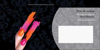 creer modele en ligne enveloppe cosmetique beaute ongles beaute des ongles MLGI27866