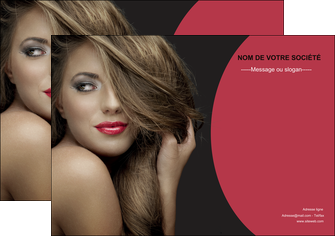 faire affiche centre esthetique  cheveux coiffure salon de coiffure MLGI27934