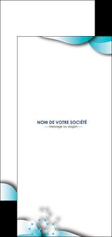 Impression impression flyer pdf Médecin devis d'imprimeur publicitaire professionnel Flyer DL - Portrait (21 x 10 cm)