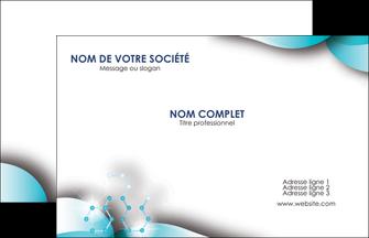 Commander Carte Pelliculage Mat Vernis sélectif brillant Médecin papier publicitaire et imprimerie Carte de Visite - Paysage