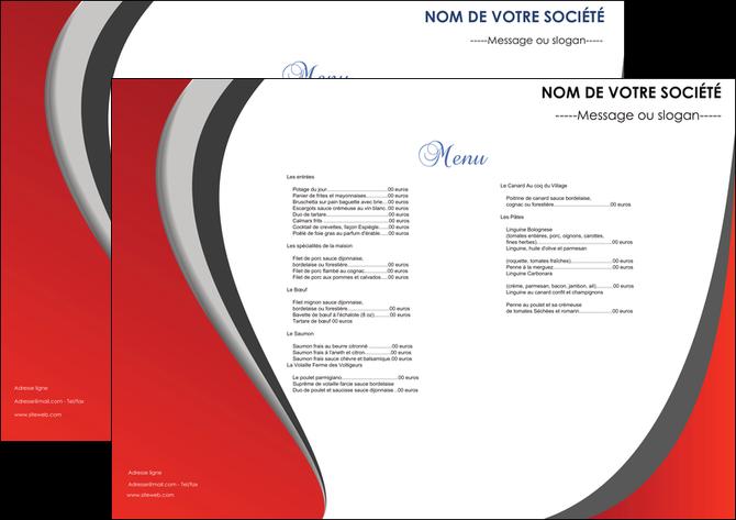 faire modele a imprimer set de table restaurant set de table menu set de table menu MLGI28012