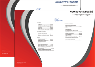 faire modele a imprimer set de table restaurant set de table menu set de table menu MLIG28012