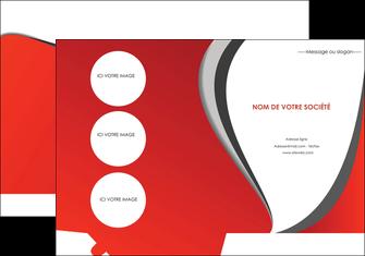 personnaliser maquette pochette a rabat texture contexture structure MLIG28034