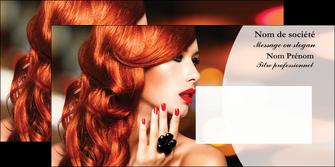 imprimerie enveloppe centre esthetique  coiffure coiffeur coiffeuse MIF28040