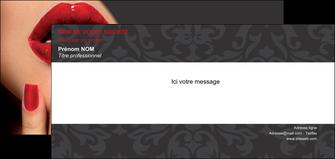 imprimer carte de correspondance centre esthetique  beaute institut de beaute institut de beaute professionnel MLGI28084